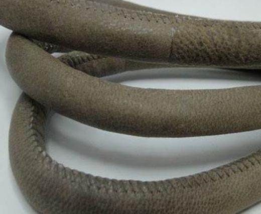 Real Nappa Leather Cords-Taupe-10mm