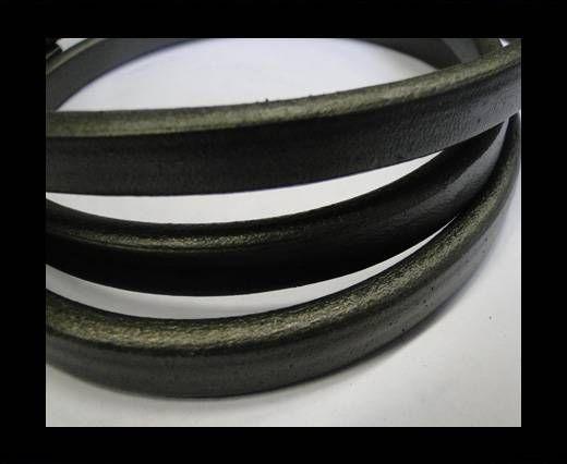 Regaliz-Leather-Plain Style-Dark grey