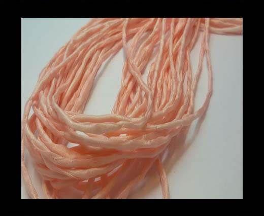 Silk Cords - 2mm - Round -PEACH