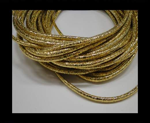 Special Real Touch Eco Leather Style 2-Gold-3mm