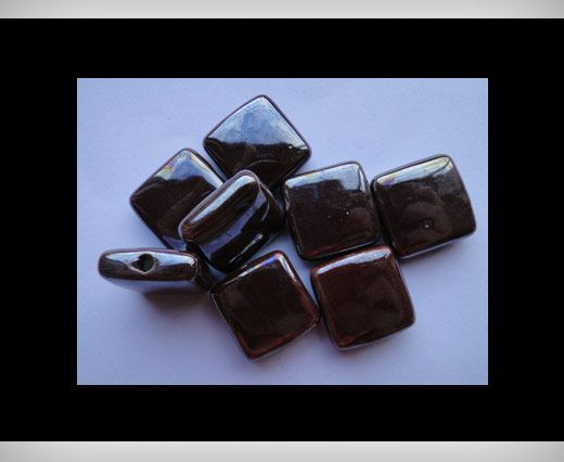 Square-20mm-Brown