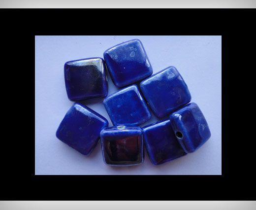 Square-20mm-Dark Blue