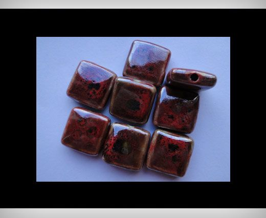 Square-20mm-Maroon