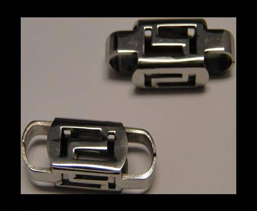 Stainless steel part for bracelet SSP-159