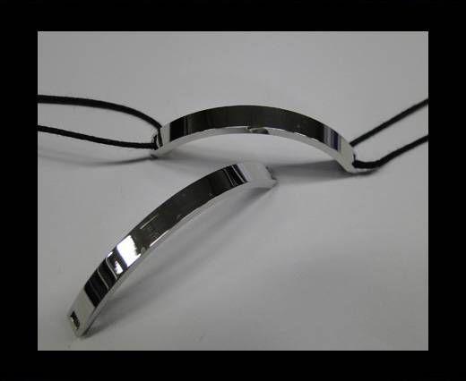 Stainless steel part for bracelet SSP-341-43mm