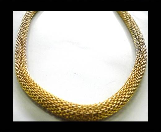 Steel Chain Item 5 Gold