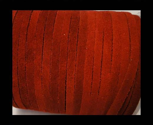 Suede Cords-4mm-SE-CS-04-Red