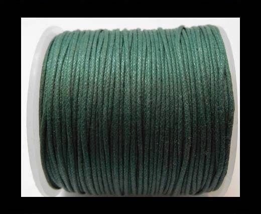 Wax Cotton Cords - 0,5mm - Army Green