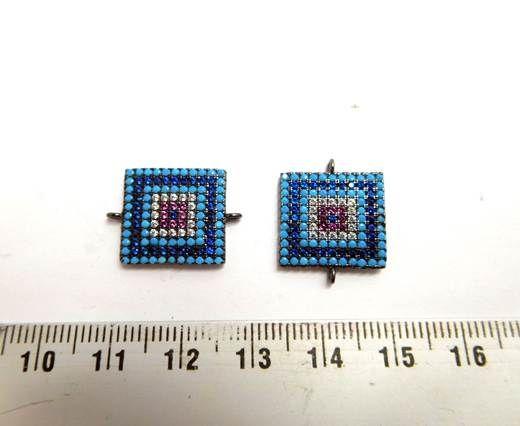Zircon Beads - 10