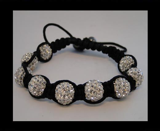 Bracelet Shamballa SB - Cristal - Style 6