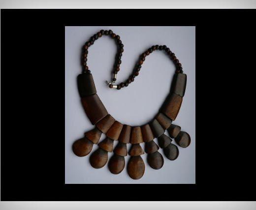 Bone Necklace BN01