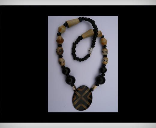 Bone Necklace BN12