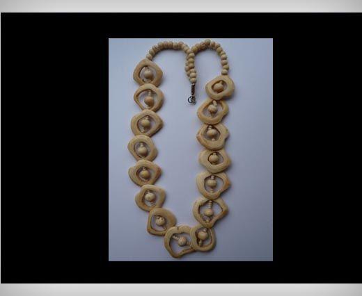 Bone Necklace BN15