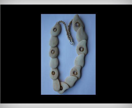 Bone Necklace BN18