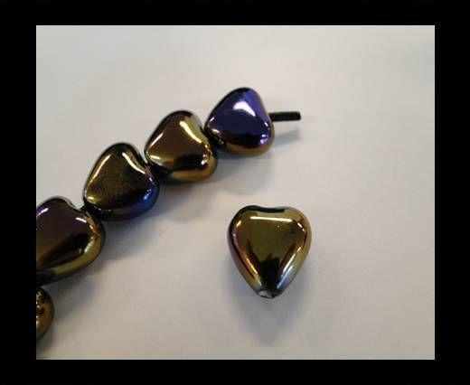 CB-Ceramic Heart - Black