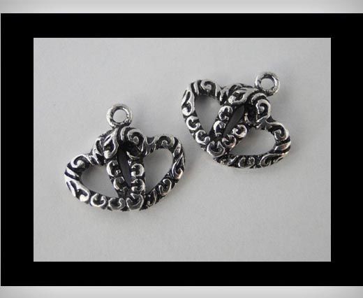 Charms - Small Sizes SE-8733