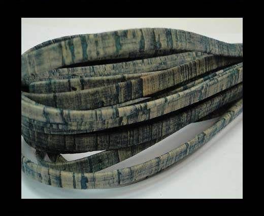 Cork Flat-5mm-Maltinto blue