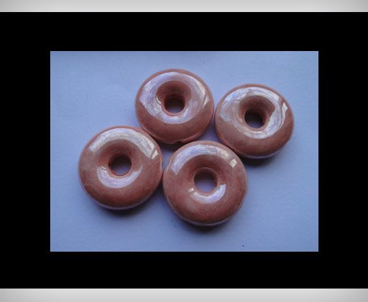 Donut-27mm-Light Pink