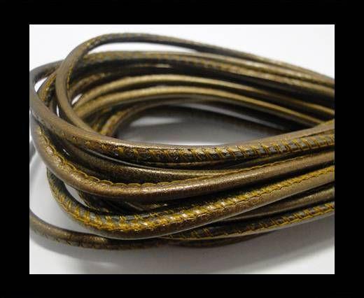 Fine Nappa-Bronze -2,5mm