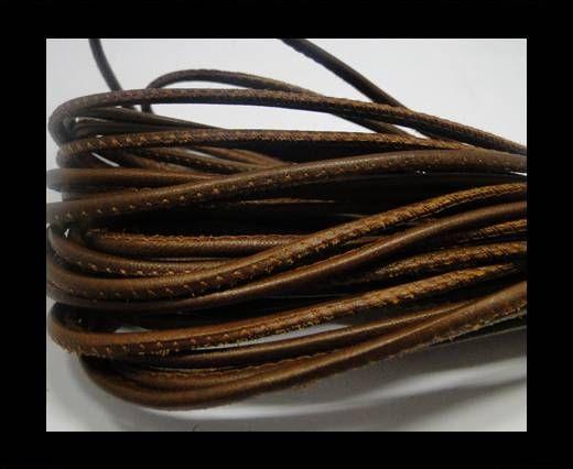 Fine Nappa-Brown -2,5mm