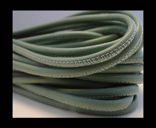 Fine Nappa Leather Round Stitched -Light Mint-2,5mm