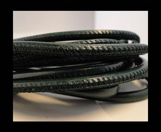 Fine Nappa Leather-Dark Asparagus-4mm