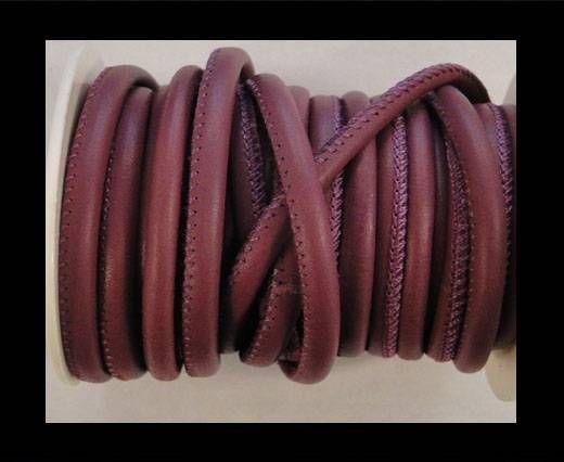 Cuir Nappa raffiné - Violet - 6mm