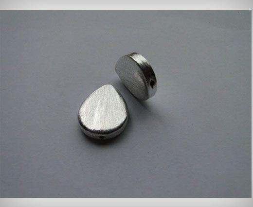Flat Drop Beads