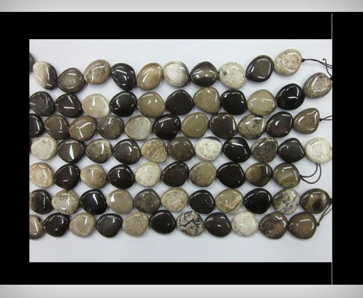 Gray Grass Agate NS-079