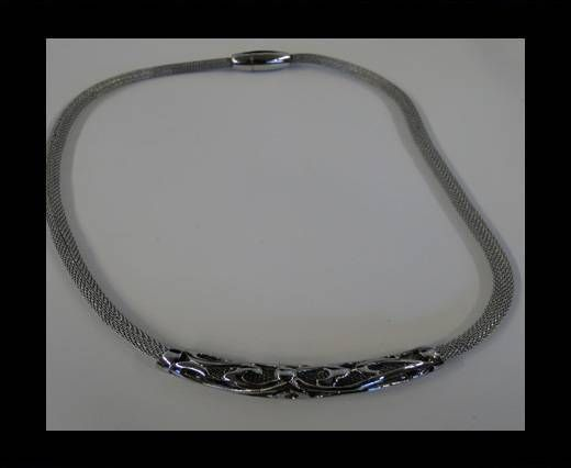 High Quality Steel Neclace-number 3