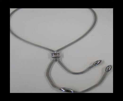 High Quality Steel Neclace-number 21
