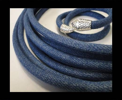 Jeans Cords-6mm-Blue