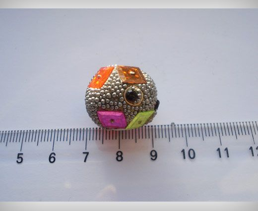 Kashmiri Beads KB-136