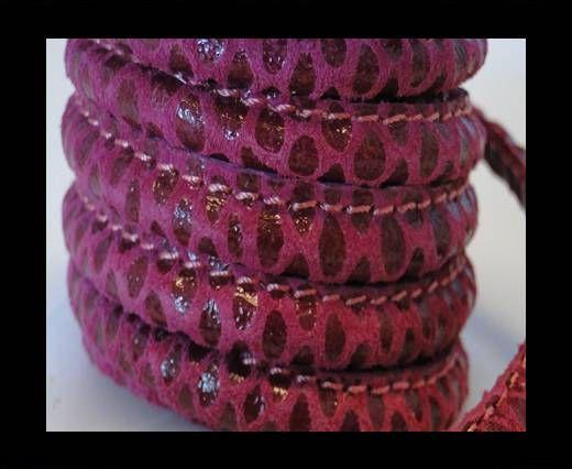 Leather-Reptile-RSPS-13-Fuchsia