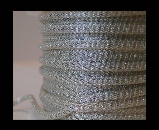 Mesh-Chain-Ice Silver