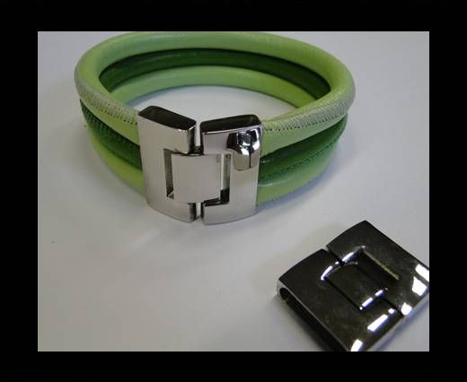 Stainless Steel Snap Lock - MGST-14-21*4mm