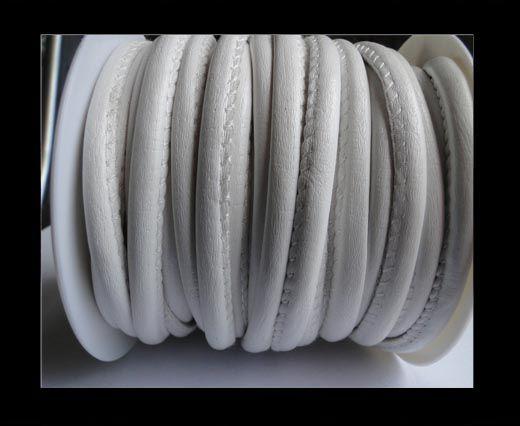 Cuir Nappa - 4mm - Blanc