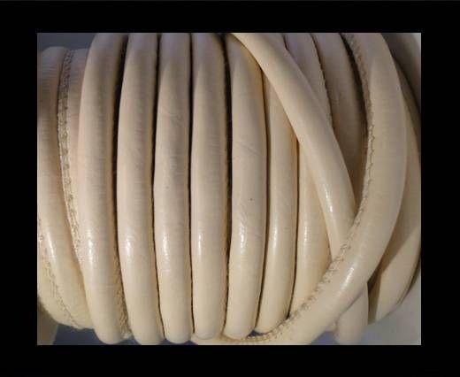 Cuir Nappa - 6mm - Crème clair