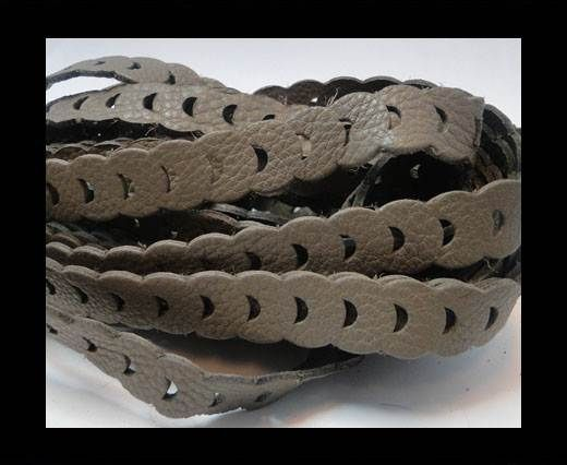 Nappa Chain Style- 13mm-Taupe