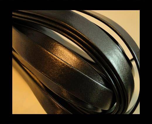 Nappa Leather Flat-Bronze-10mm
