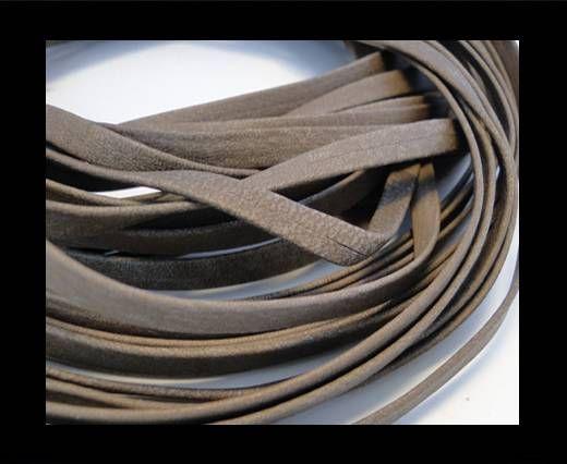 Nappa Leather Flat -Vintage Light Brown-5mm