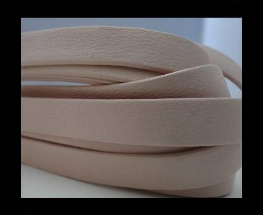 Nappa Leather Flat-Light Pink-10mm