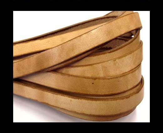 Italian Flat Leather 10mm by 2mm-BN2503