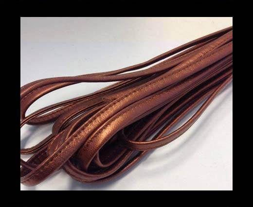 Nappa-Sewn-7mm-Plain Style - Copper