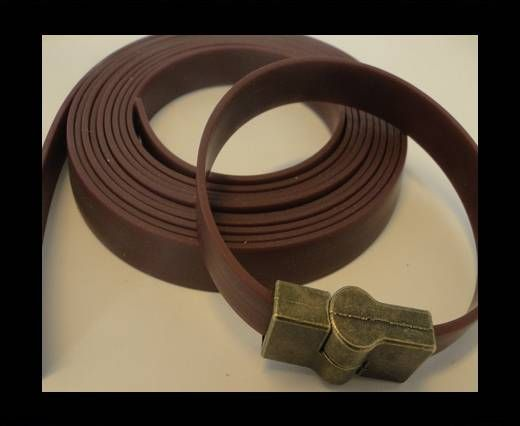 PVC-Bands-10mm-Brown