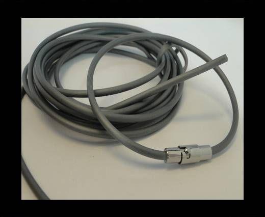 PVC-Round-2mm-Grey