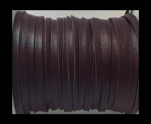 Real Nappa Leather-Double Cut-5mm- bordeax