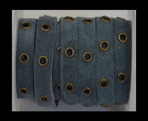 Real Suede Leather with Rivet -SE/SHR/03-10mm