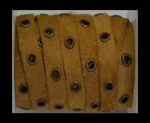 Real Suede Leather with Rivet -SE/SHR/11-10mm