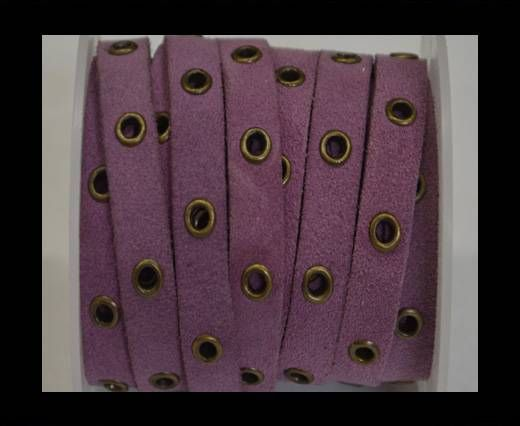 Real Suede Leather with Rivet -SE/SHR/12-10mm
